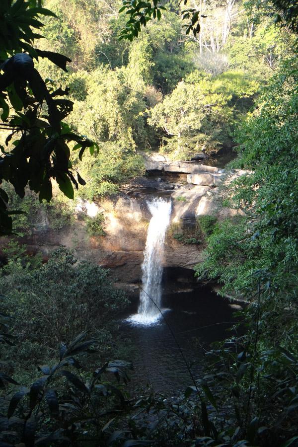 """Huew Suwat Wasserfall (bekannt Durch Den Film """"the Beach"""")"""